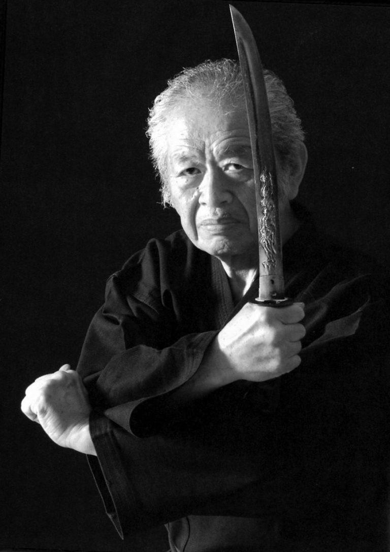 Masaaki Hatsumi fundador bujinkan