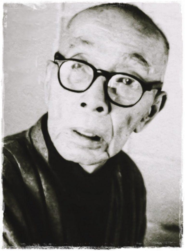 Takamatsu maestro del creador de Bujinkan